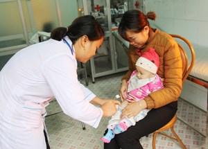 Xín Mần (Hà Giang): Phấn đấu hoàn thành chỉ tiêu tiêm chủng