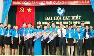 Khánh Hòa: Đại hội Hội Liên hiệp thanh niên huyện Khánh Vĩnh
