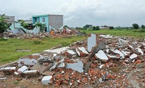 TP Hồ Chí Minh: Nhiều cán bộ bị kỷ luật do sai phạm về đất đai