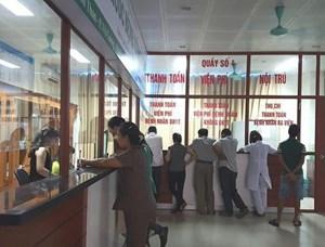 Thủ tục thanh toán BHYT khi khám bệnh tại bệnh viện tư nhân?