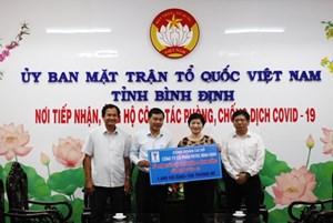 Bình Định: Hỗ trợ 1 tấn gạo, 100 thùng mì tôm cho người dân bị ảnh hưởng dịch Covid-19