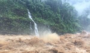 [Infographics] Đã có 25 người chết và mất tích do mưa lũ