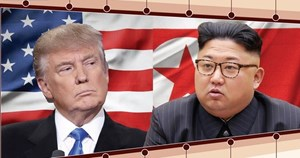 [Infographics] Diễn biến 'nóng' xung quanh quan hệ Mỹ-Triều
