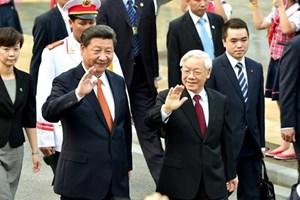 [Infographics] Nhìn lại chuyến thăm Việt Nam của Tổng Bí thư, Chủ tịch nước Trung Quốc Tập Cận Bình