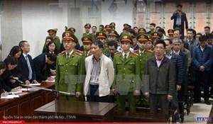 [Infographics] Phiên tòa xét xử Trịnh Xuân Thanh và đồng phạm