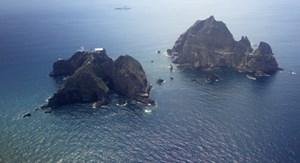 Hàn Quốc lại tiến hành tập trận trên đảo Dokdo