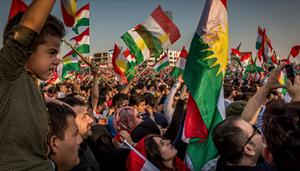 Iran đóng cửa biên giới với khu vực người Kurd ở Iraq