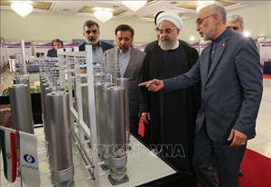 Iran tuyên bố tự lực 100% các hoạt động phát triển hạt nhân