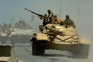 Iraq giải phóng hơn 80% khu vực sa mạc thuộc tỉnh Anbar từ IS