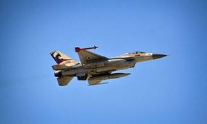 Israel phóng 5 tên lửa vào căn cứ quân sự Syria