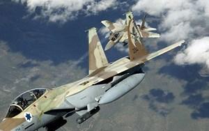 Israel tập trận không quân quốc tế lớn nhất lịch sử