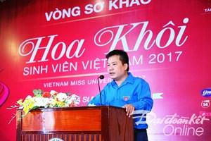 Kết thúc sơ khảo Cuộc thi Hoa khôi Sinh viên Việt Nam 2017
