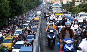 TP Hồ Chí Minh: Khó cho giao thông thông minh