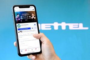 Viettel công bố các trang Fanpage chính thức nhằm bảo vệ khách hàng