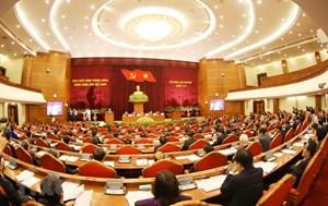 Khai mạc Hội nghị lần thứ 7Ban Chấp hành Trung ương Đảng Khóa XII