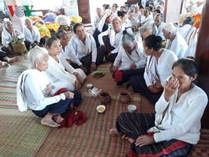 Khai mạc lễ hội Suk Yeng tại Bình Thuận