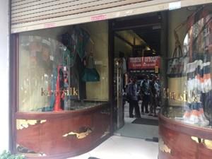 Khai Silk có dấu hiệu gian lận thương mại, giả nguồn gốc xuất xứ