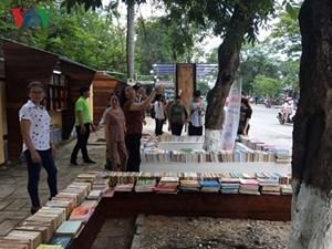 Khai trương phố sách đầu tiên tại thành phố Huế
