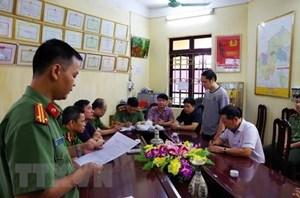 Khai trừ Đảng hai nguyên cán bộ Sở Giáo dục và Đào tạo Hà Giang