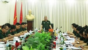 Khẩn trương chuẩn bị triển khai Bệnh viện Dã chiến cấp 2 số 1 thực hiện gìn giữ hòa bình