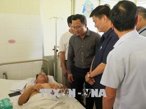 Khẩn trương điều tra nguyên nhân vụ tai nạn thảm khốc tại Khánh Hòa