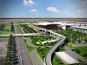 Khẩn trương giải phóng mặt bằng vùng dự án sân bay Long Thành