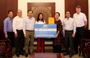 Khánh Hòa:  Tập đoàn Sovico và Agribank ủng hộ 3 tỷ đồng khắc phục hậu quả bão số 12 cho tỉnh Khánh Hòa