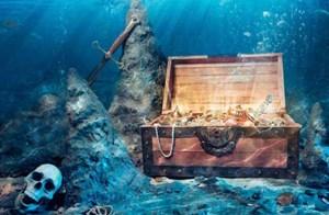 Kho báu khổng lồ dưới đáy đại dương