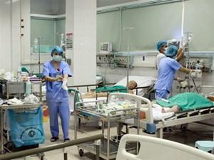 Khoanh vùng, dập ổ bệnh bạch hầu tại Nam Trà My, Quảng Nam