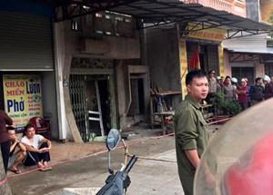 Khởi tố vụ nổ khiến một người tử vong ở Thái Nguyên