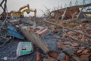 Khởi tố vụ án vụ sập công trình xây dựng tại Đồng Nai làm 10 người tử vong