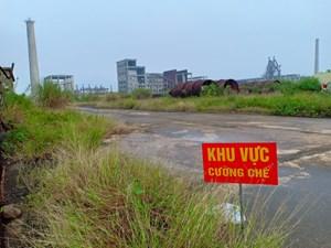 Khởi tố vụ án liên quan đến dự án thép Vạn Lợi ở Hà Tĩnh