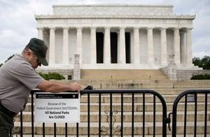 Không đạt thỏa thuận về ngân sách, Chính phủ Mỹ tạm đóng cửa
