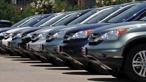 Không sử dụng vốn vay ODA để mua sắm xe ô tô