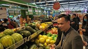 Không có chuyện khan hàng tại các siêu thị
