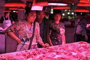Trung Quốc chật vật đối phó khủng hoảng thịt lợn