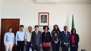 Khuyến khích Viettel đẩy mạnh đầu tư mạng 4G tại Mozambique