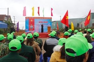 Kon Tum: Ra quân phát động phong trào xây dựng nông thôn mới
