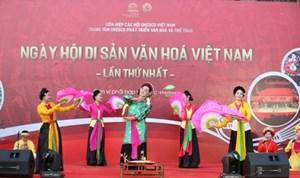 Không xét tặng danh hiệu trong 'Ngày hội Di sản Văn hóa Việt Nam'