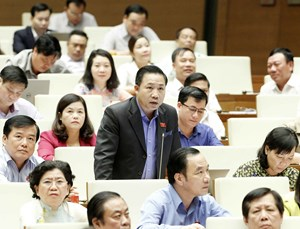 Kỳ họp thứ 5 quốc hội khóa XIV: Tranh luận cởi mở