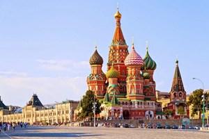 Lạc đường ở Moscow
