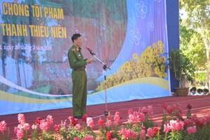 Lâm Đồng:Phòng chống tội phạm và tệ nạn xã hội trong thanh thiếu niên