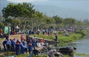 Đà Nẵng: 2.000 người tham gia làm sạch môi trường biển