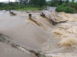 Lào Cai: Mưa to gây lũ lớn, cuốn trôi 1 người tại huyện Văn Bàn