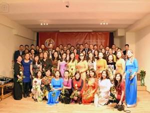 Lễ kỷ niệm với chủ đề 'Phụ nữ và ẩm thực Việt' tại Romania
