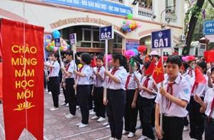 Khánh Hòa: Hơn 280.000 học sinh khai giảng năm học mới