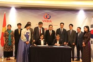 Thúc đẩy liên kết doanh nhân, doanh nghiệp Việt Nam - Hàn Quốc