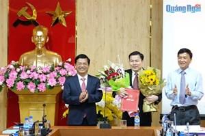 Hai lãnh đạo tỉnh Quảng Ngãi 'vi phạm nghiêm trọng' phải xem xét kỷ luật
