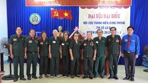Bình Thuận: Đại hội đại biểu Cựu TNXP thị xã La Gi lần thứ IV