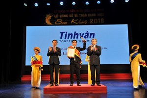 Libol Bookworm được trao danh hiệu Sao Khuê 2018
